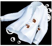 dpowder object shirt