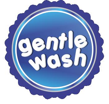 liquid object gentle wash