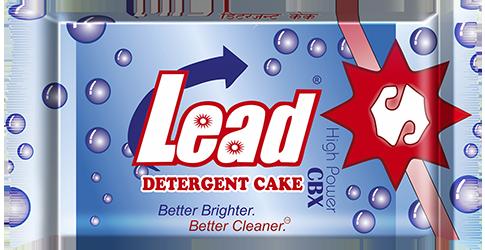 White Detergent Cake